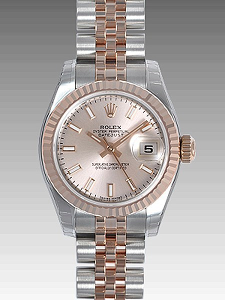 Lady Datejust 26 Fluted 179171 psj