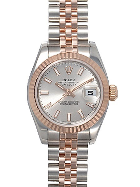Oyster Perpetual Lady Datejust 26 Fluted 179171 sij