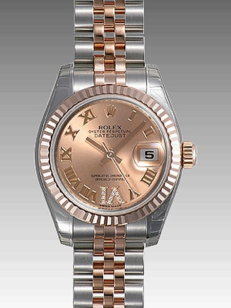 Lady Datejust 26 Fluted 179171 pdrj