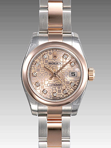 Oyster Perpetual Lady-Datejust 26 Domed Bezel 179161 sjdo