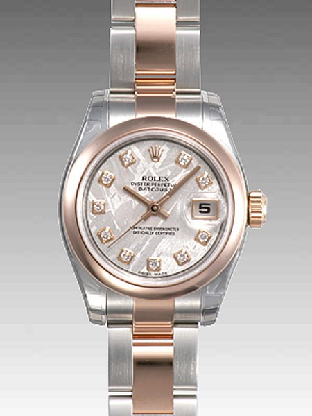 Oyster Perpetual Lady Datejust 26 179161 mdo