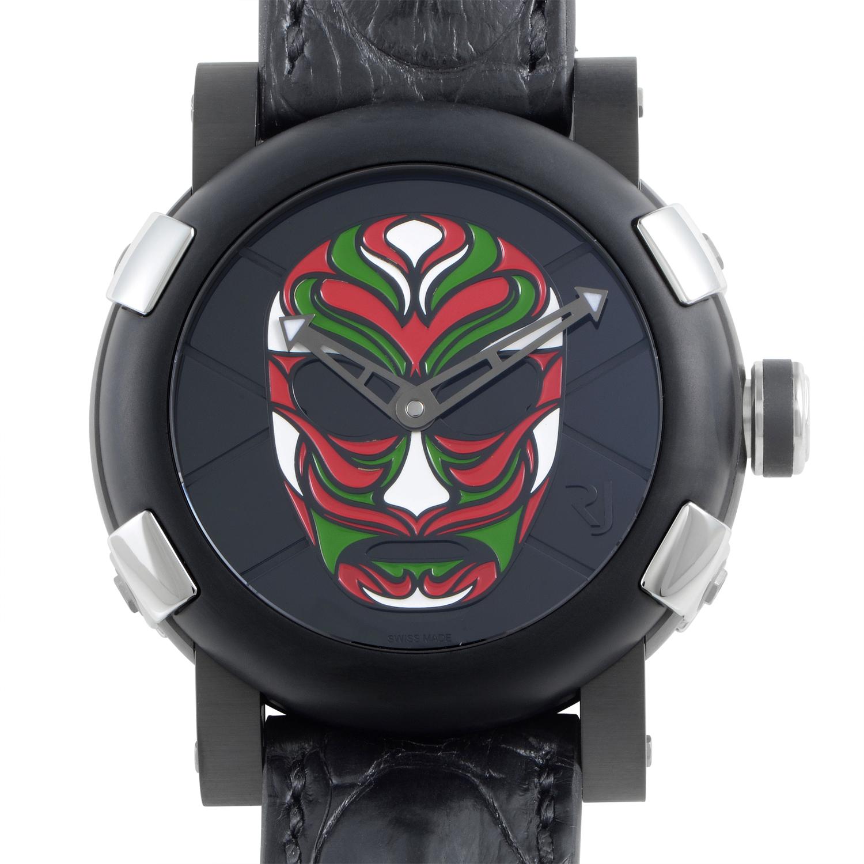 Lucha Libre Mexicana Limited RJ.T.AU.LL.001.05