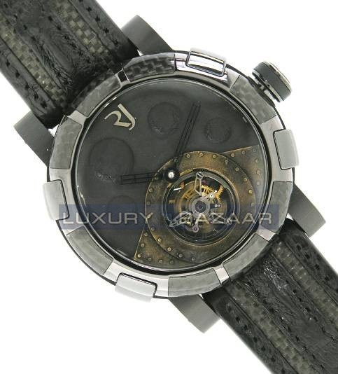 Moon Dust-DNA – Hannibal Lecter Tourbillon