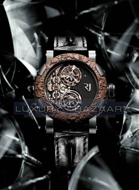 Titanic-DNA - Day and Night - Double Tourbillon - WORLD FIRST