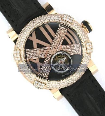Titanic-DNA - Pink Star Tourbillon II