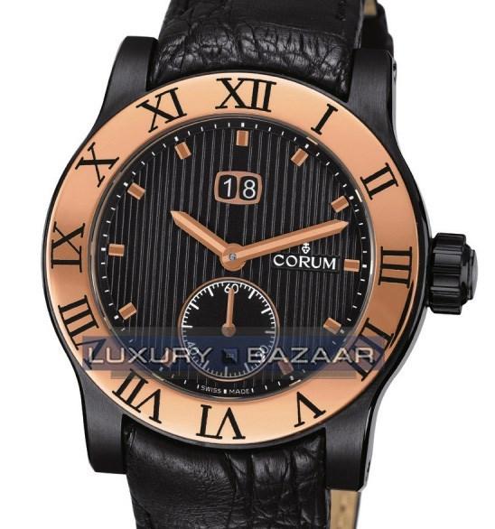 Romulus 42 Black Large Date 812.515.93/F221 BN76