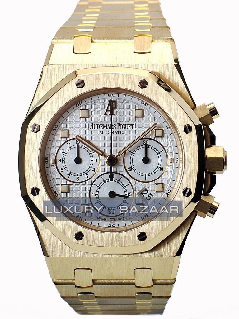 Audemars Piguet Royal Oak Chronograph 25960BA.OO.1185BA.01