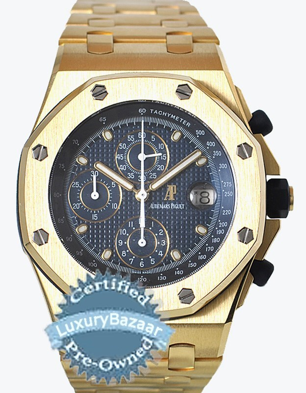 Audemars Piguet Royal Oak Offshore Chrono 25721BA.OO.1000BA.02.A