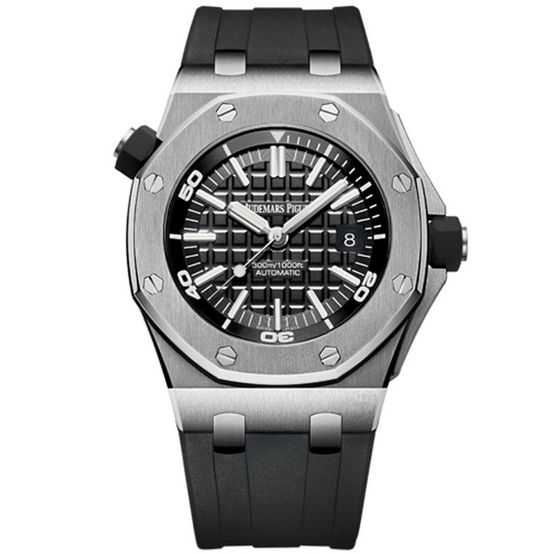 Royal Oak Offshore Diver 15710ST.OO.A002CA.01 (Stainless Steel)