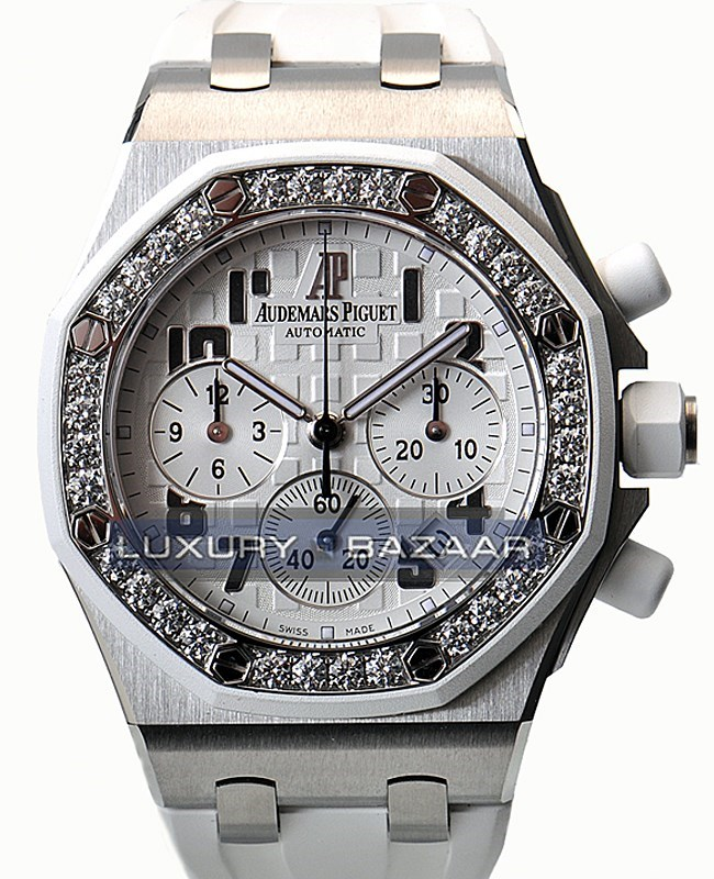 Royal Oak Offshore Ladies  26048SK.ZZ.D010CA.01