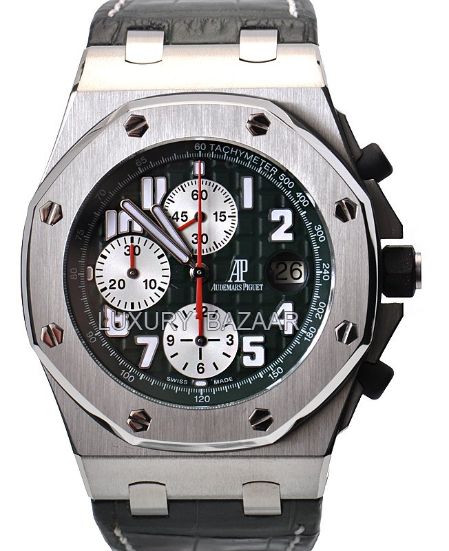 Royal Oak Offshore Monte Napoleone  26075ST.00.D038CR.01