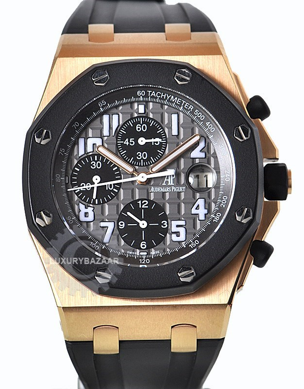 Royal Oak Offshore Rubberclad 25940OK.OO.D002CA.01
