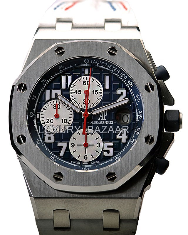 Royal Oak Offshore Rue St-Honore 26181ST.OO.D201CR.01