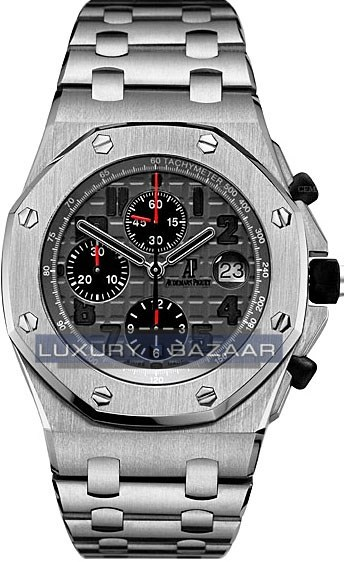 Royal Oak Offshore Chronograph Grey   26170TI.OO.1000TI.01