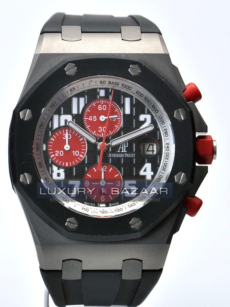 Royal Oak Offshore Tour Auto 2009    26278IK.GG.D002CA.01