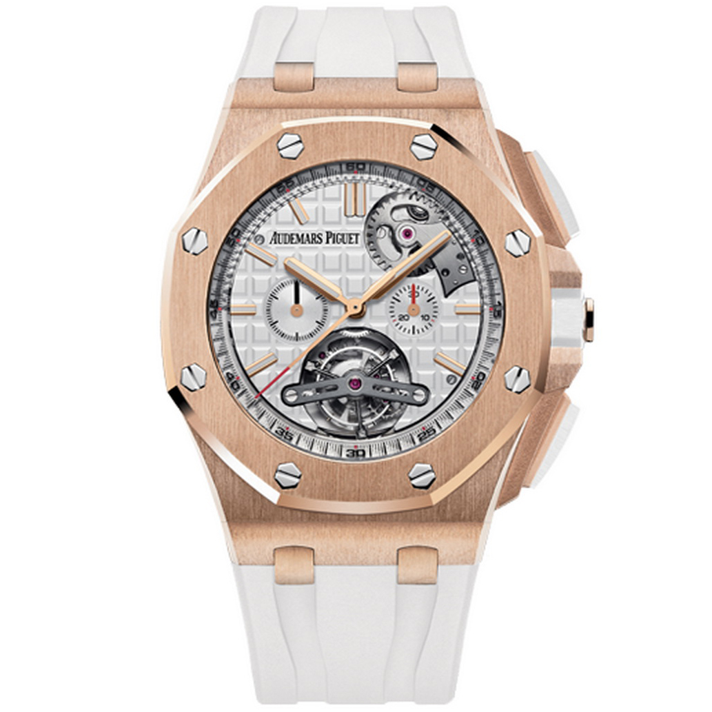 Royal Oak Offshore Tourbillon Chronograph Selfwinding 26540OR.OO.A010CA.01