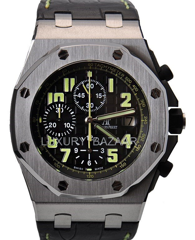 Royal Oak Offshore Worth Avenue 26086ST.OO.D002CR.01