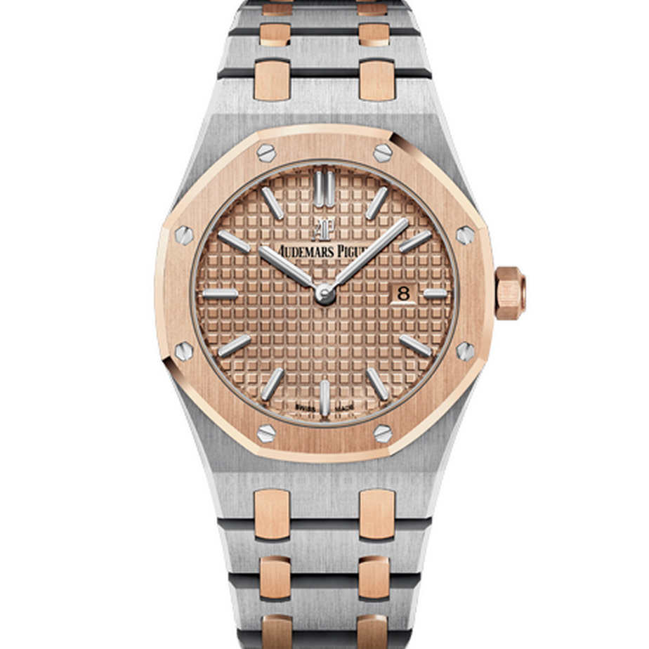 Royal Oak Quartz 67650SR.OO.1261SR.01