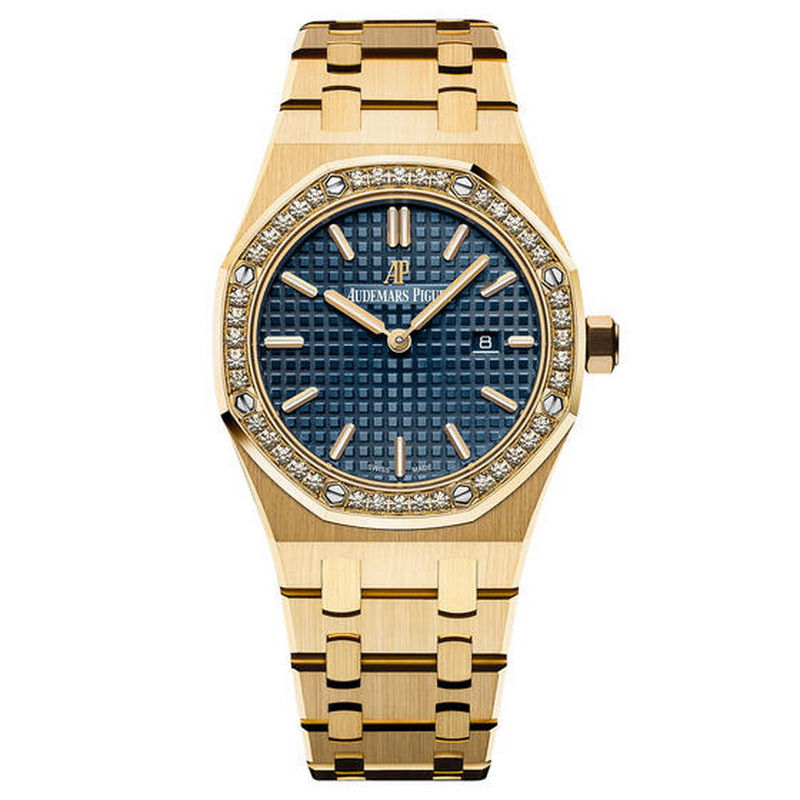 Royal Oak Quartz 67651BA.ZZ.1261BA.02