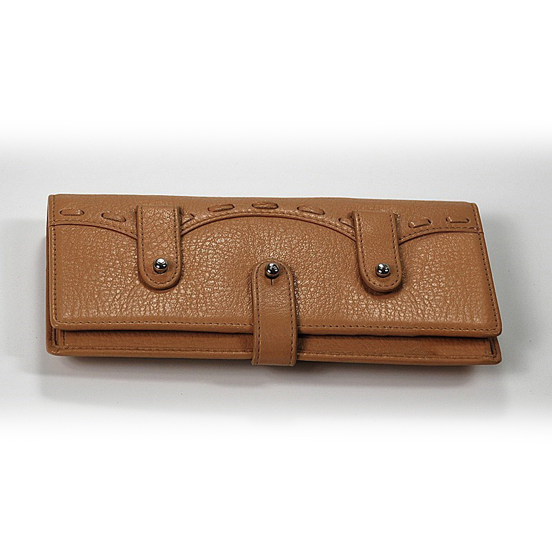 Escapade VII Beige Leather Wallet SLGCNLECO.66.9114A