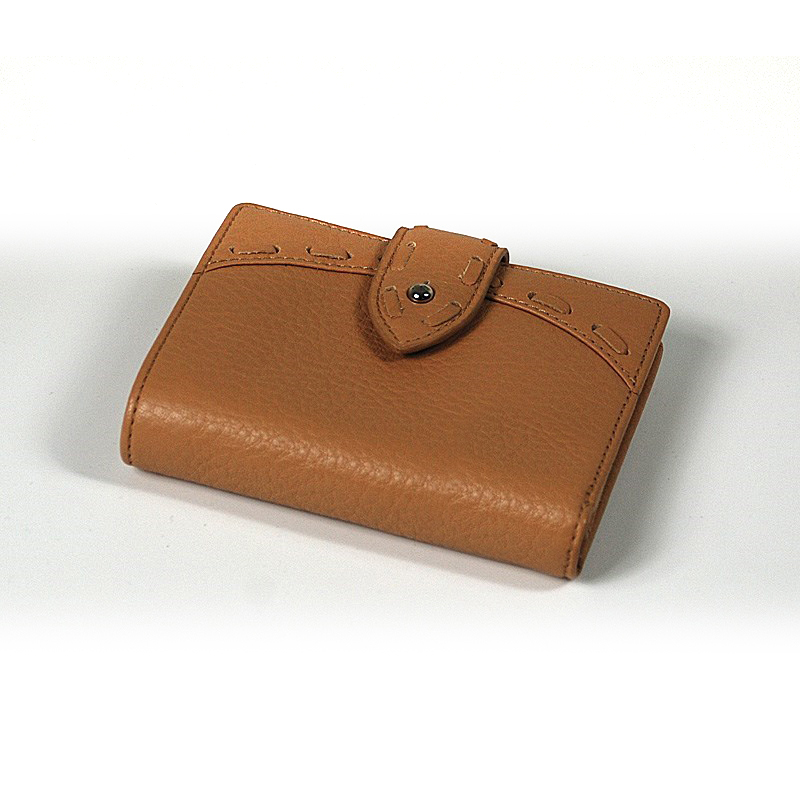 Escapade VII Beige Leather Billfold SLGCNLECO.66.9212B