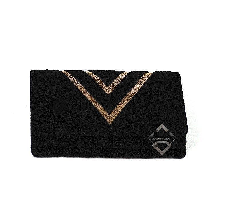 Escapade VIII Black 3 Credit  / Coin Purse