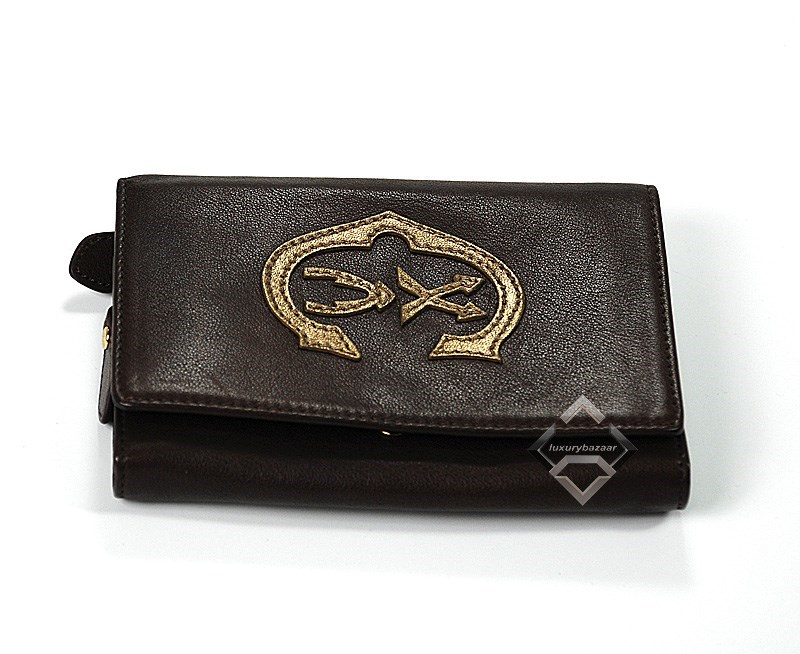Escapade VIII Brown 4 Credit / Billfold