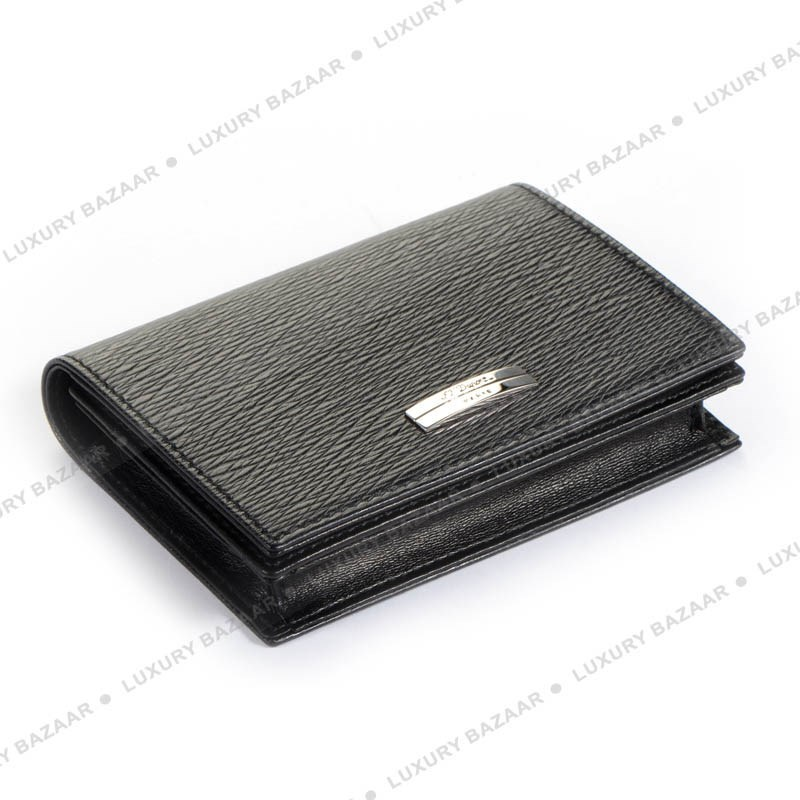 Black Business Card Holder 074102