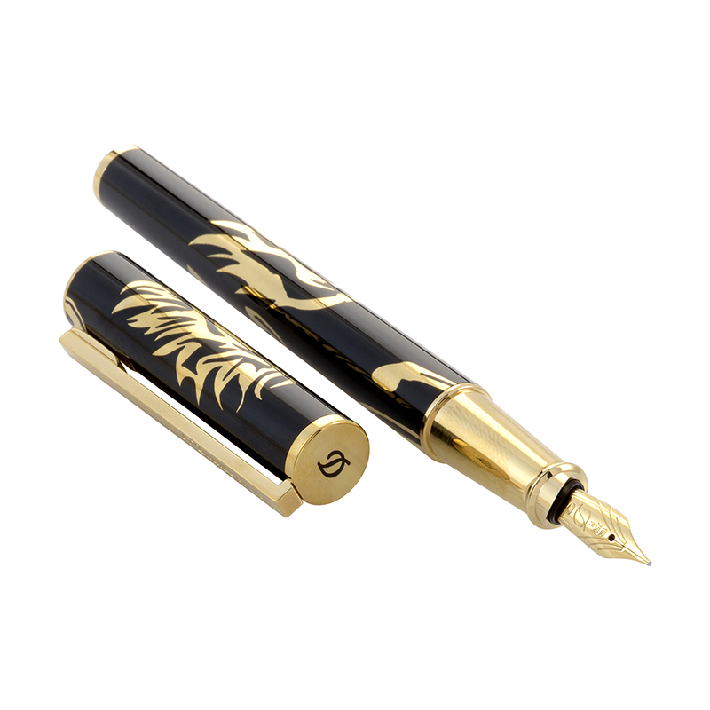 Neoclassique Cheval Large Fountain Pen 141856