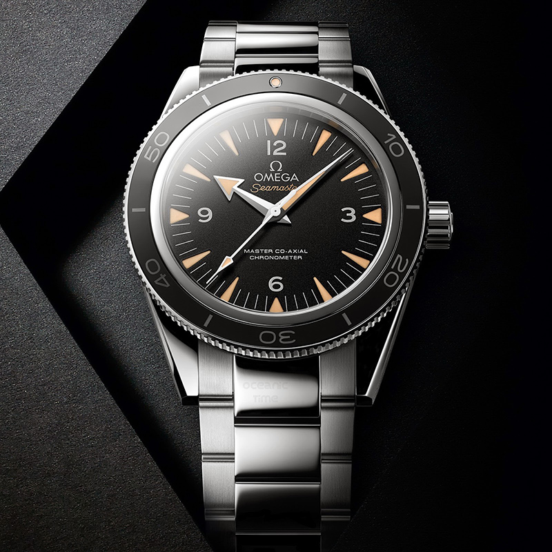 Seamaster 300 Master Co-axial 233.30.41.21.01.00