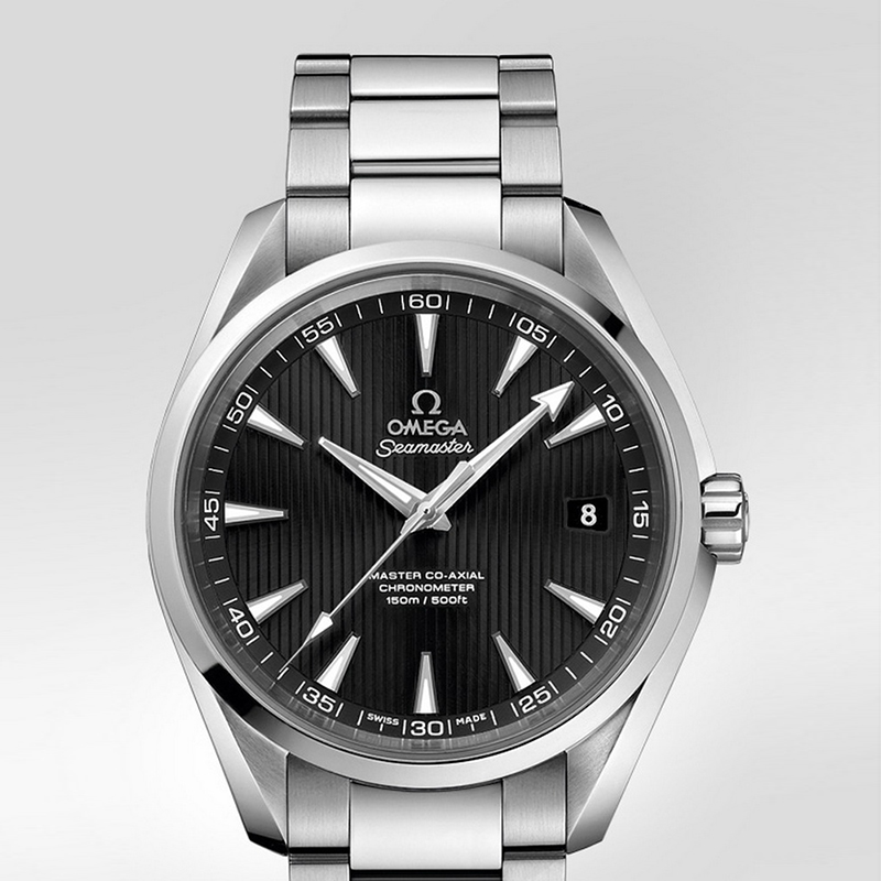 Seamaster Aqua Terra 150 m Omega Master Co-Axial 41.5 mm 231.10.42.21.01.003 (Stainless Steel)