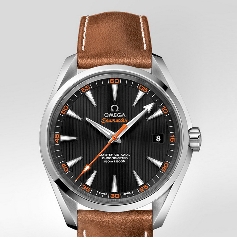 Seamaster Aqua Terra 150 m Omega Master Co-Axial 41.5 mm 231.12.42.21.01.002 (Stainless Steel)