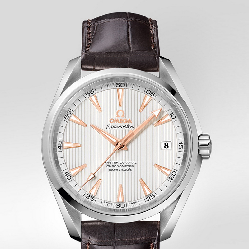 Seamaster Aqua Terra 150 m Omega Master Co-Axial 41.5 mm 231.13.42.21.02.003 (Stainless Steel)