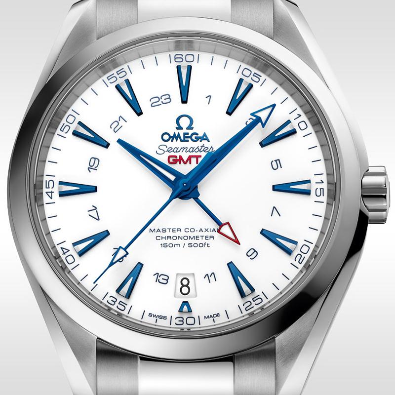 Seamaster Aqua Terra 150m GoodPlanet GMT 231.90.43.22.04.001