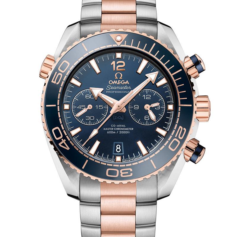 Seamaster Planet Ocean 600m Chronograph 215.20.46.51.03.001