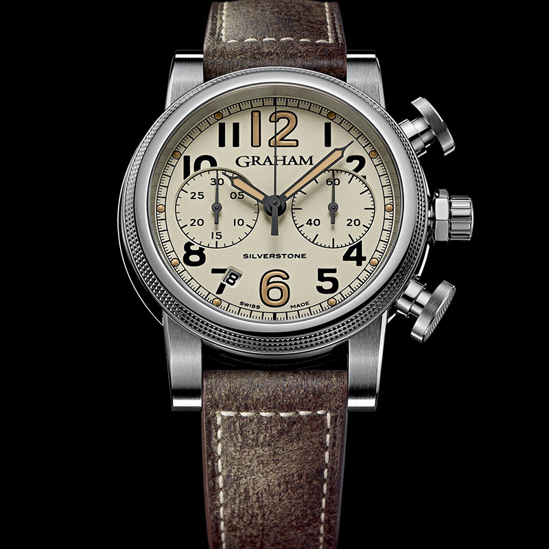Silverstone Vintage 44 2SABS.W01A (Stainless Steel)