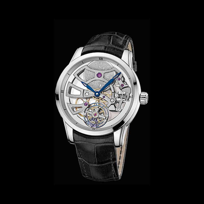 Skeleton Tourbillon Manufacture 1709-129