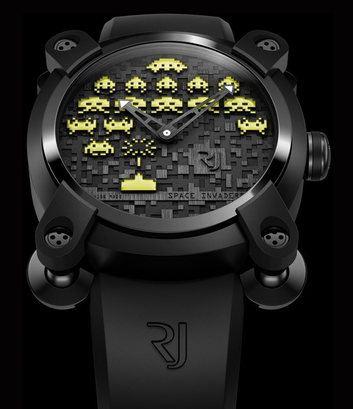 Space Invaders Yellow RJ.M.AU.IN.006.05