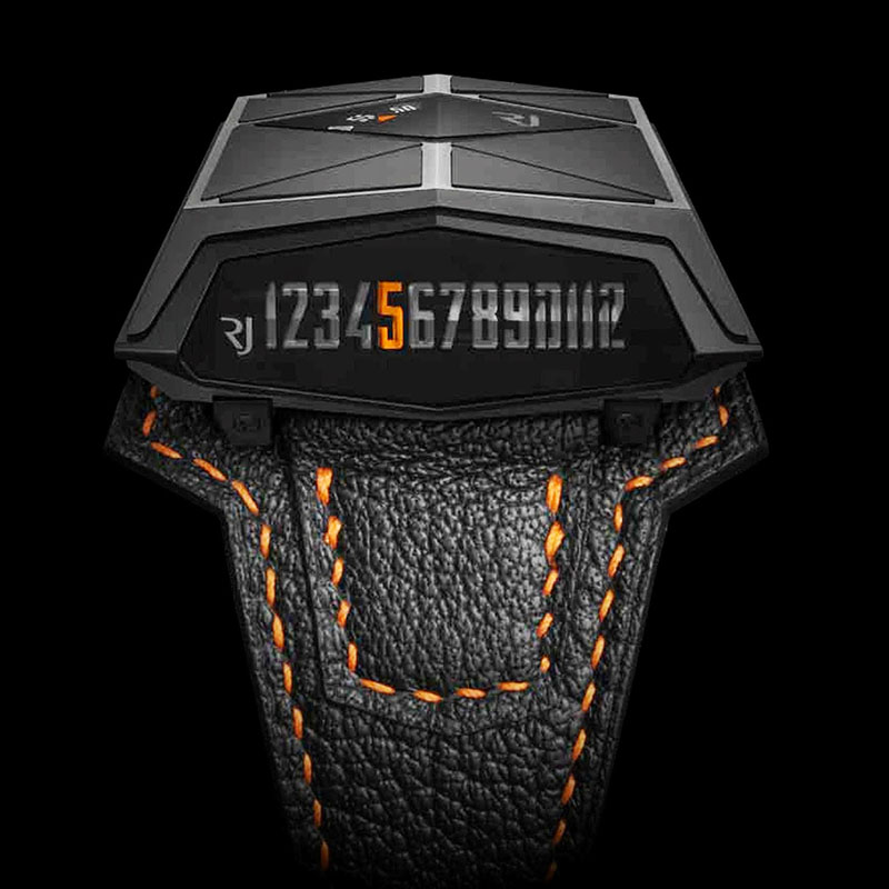 Spacecraft Black RJ.M.AU.SC.002.01