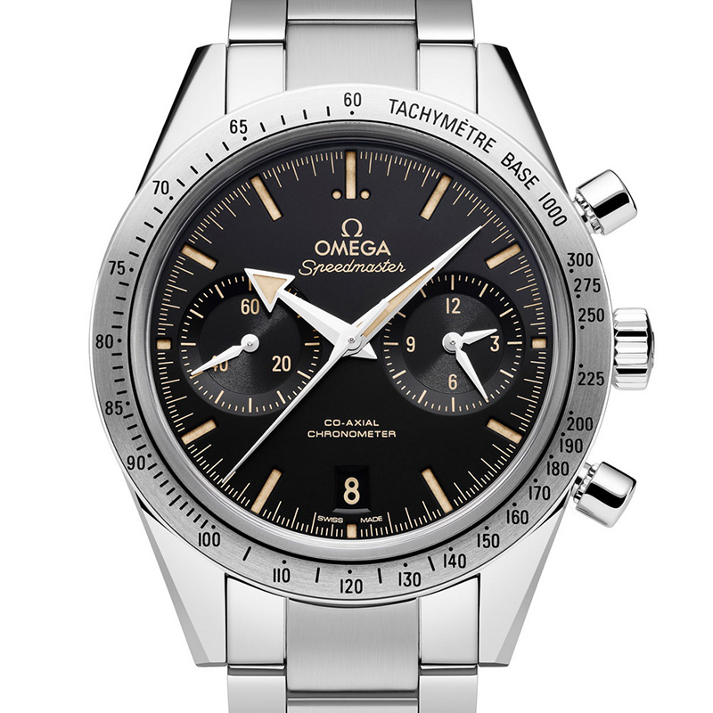 Speedmaster '57 Omega Co-Axial Chronograph 41.5 mm 331.10.42.51.01.002