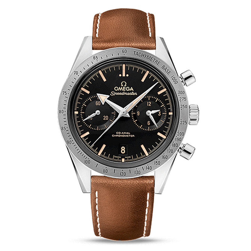 Speedmaster '57 Omega Co-Axial Chronograph 41.5 mm 331.12.42.51.01.002
