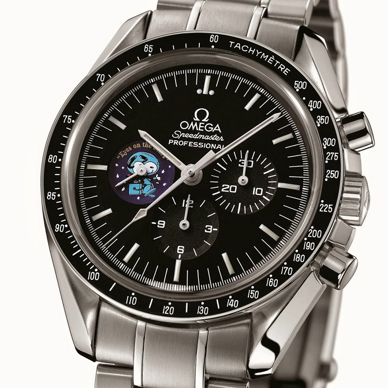 Speedmaster Apollo 13 Silver Snoopy Award 311.32.42.30.04.006.SS