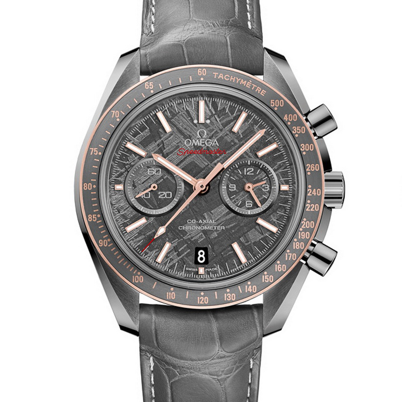 Speedmaster Grey Side of the Moon
