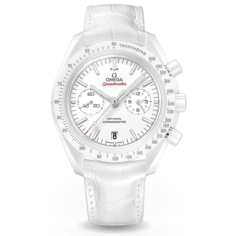 Speedmaster White Side of the Moon 311.93.44.51.04.002