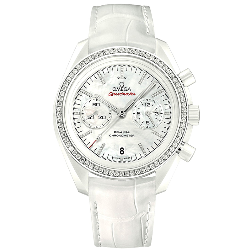 Speedmaster White Side of the Moon 311.93.44.51.04.003.D