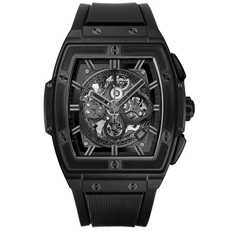 Spirit of Big Bang All Black 601.CI.0110.RX (Ceramic)