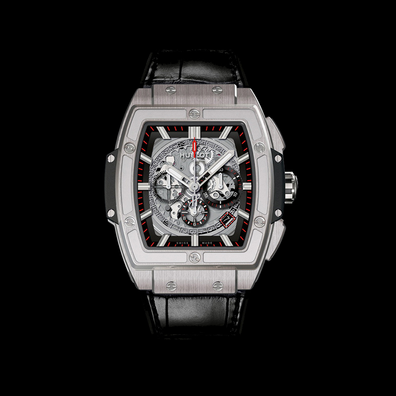 Spirit of Big Bang Titanium 601.NX.0173.LR (Titanium)