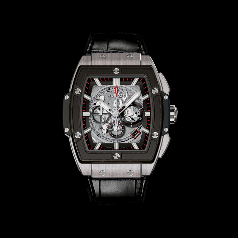 Spirit of Big Bang Titanium Ceramic 601.NM.0173.LR (Titanium)