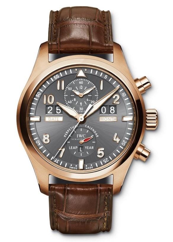 Spitfire Perpetual Calendar Digital Date-Month IW379103