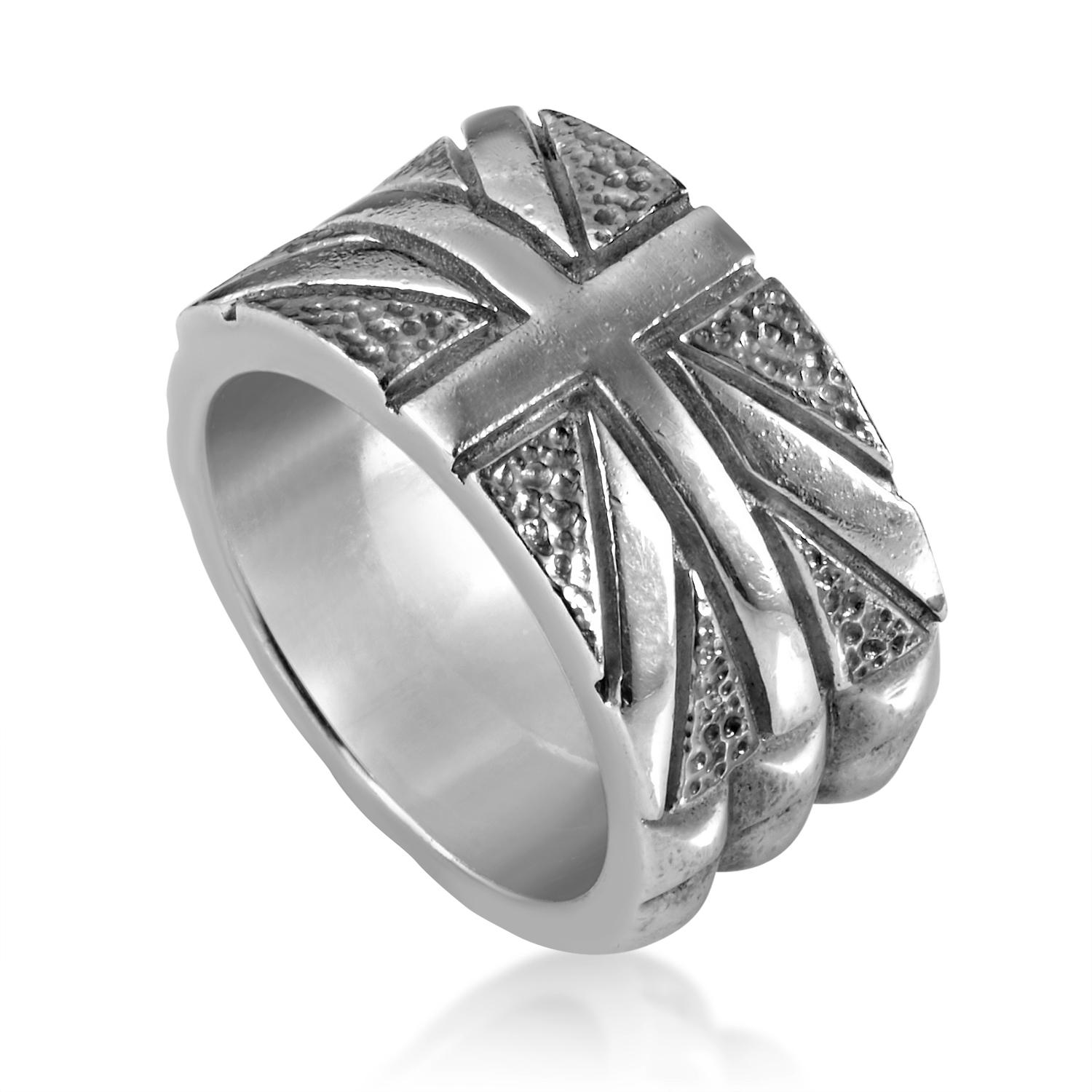 Alchemy in the UK Sterling Silver Ring